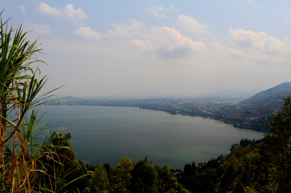 Burgess Romano_Romano - lake kivu view